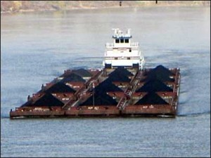 Coal on the River