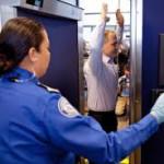 TSA scan